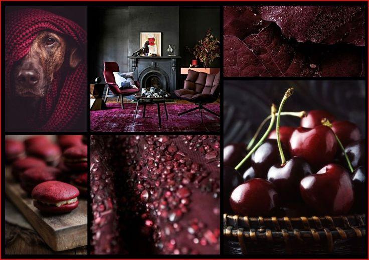 Bordeaux Moodboard